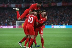 Lverpool Celebration
