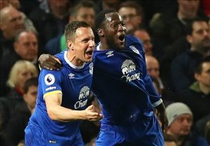 Manchester United di Tahan Imbang Oleh Everton 1-1