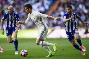Real Madrid Berhasil Kalahkan Deportivo Alaves