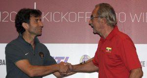 Timnas Indonesia Vs Myanmar, Reuni Kedua Pelatih!