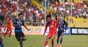 Semen Padang Gagal Kalahkan Madura United