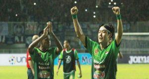 PS TNI Kalahkan Gresik 3-0 (28/10/2017)