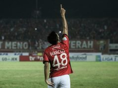 Marcos Flores Di Lepas Bali United