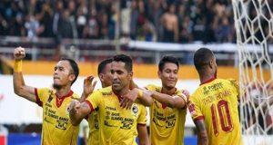 Piala Presiden 2018 : Sriwijaya FC Kalahkan PSMS 2 – 0