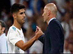Marco Asensio Berharap Zidane Bertahan!
