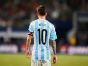 Lionel Messi Dapat Dukungan Dari Herman Crespo