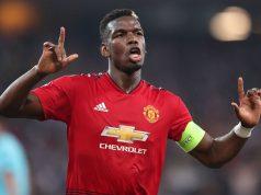 Bek Manchester United Puji Paul Pogba