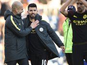Aguero Perpanjang Kontrak, Guardiola Senang