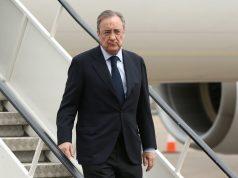 Presiden Madrid Berharap Ketemu Barcelona di Final Liga Champions