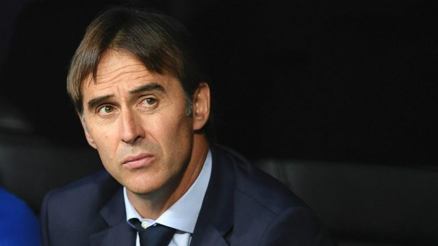 Nasib Lopetegui di Laga Barcelona vs Real Madrid