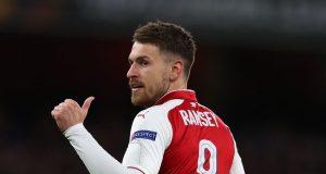 Ramsey Ucap Terima Kasih Kepada Fans Arsenal