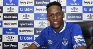 Karena Ini Yerry Mina Pilih Gabung Everton