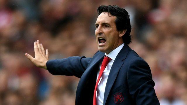 Unai Emery Targetkan Arsenal Finish Diempat Besar