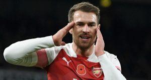 Emery Ingin Ramsey Bertahan Hingga Akhir Musim