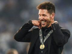 Diego Simeone Tidak Menutup Kemungkinan Akan Latih Inter Milan