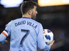 David Villa Sepakat Menjadi Pemain Vissel Kobe