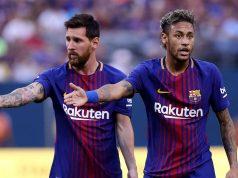 Lionel Messi : Saya Senang Jika Neymar Kembali