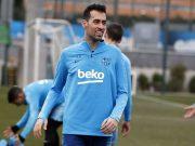 Sergio Busquets : Barca Sangat Menghormati Lyon