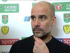 Kepala pelatih Manchester City Pep Guardiola mengatakan larangan transfer Chelsea tidak akan berdampak pada final Piala Carabao hari Minggu