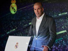 Zidane : Saya Belum Putuskan Kiper Utama Madrid