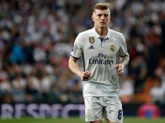 Paris Saint-Germain Incar Gelandang Real Madrid Toni Kroos