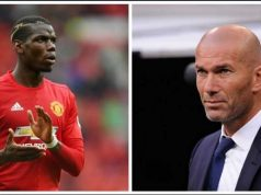 Paul Pogba mengatakan bermain untuk Real Madrid di bawah kepala pelatih yang kembali Zinedine Zidane akan menjadi mimpi bagi siapa pun