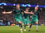 Hasil Liga Champions : Manchester City vs Tottenham Hotspur