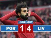 Hasil Perempat Final Liga Champions : Porto Melawan Liverpool