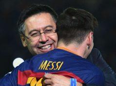Bartomeu : Messi Dan Kami Akan Memiliki Hubungan Selamanya