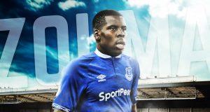 Kurt Zouma Bahagia di Everton