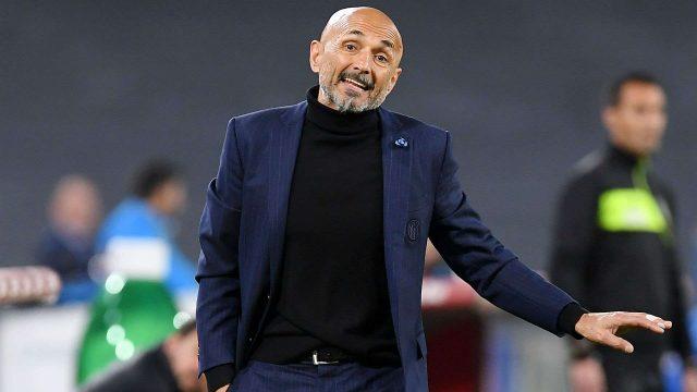 Inter : Luciano Spalletti Bukan Lagi Pelatih Kami
