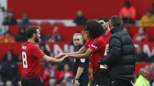 Tahith Chong: Juan Mata helped me a lot