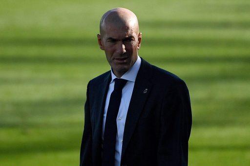 Zidane : Kami Layak Mendapatkan Lebih Baik Hari Ini